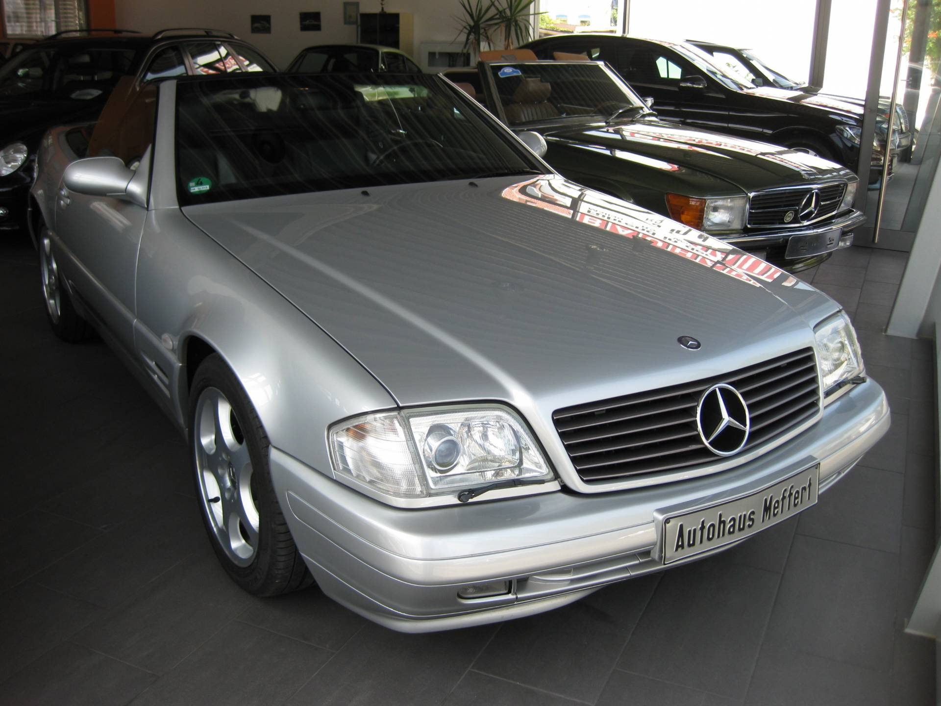 Mercedes-Benz SL 320 - SL 320
