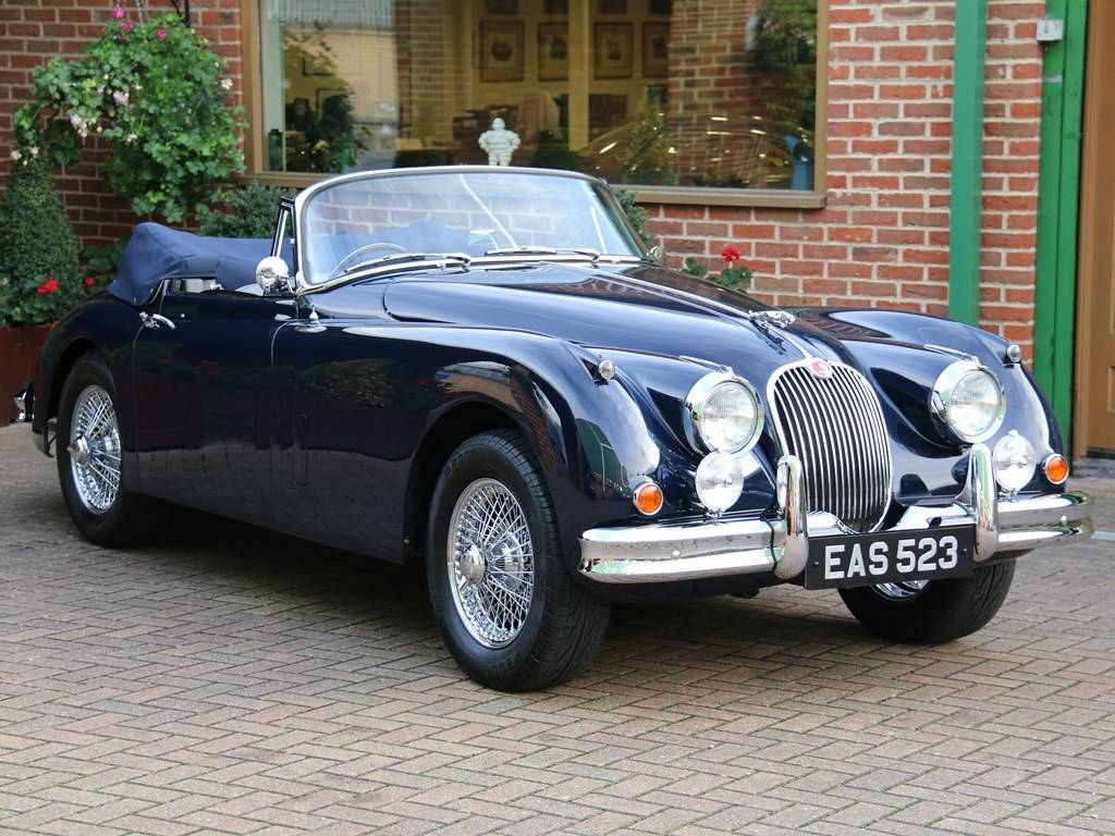 Jaguar XK 150 DHC (1960) for Sale - Classic Trader