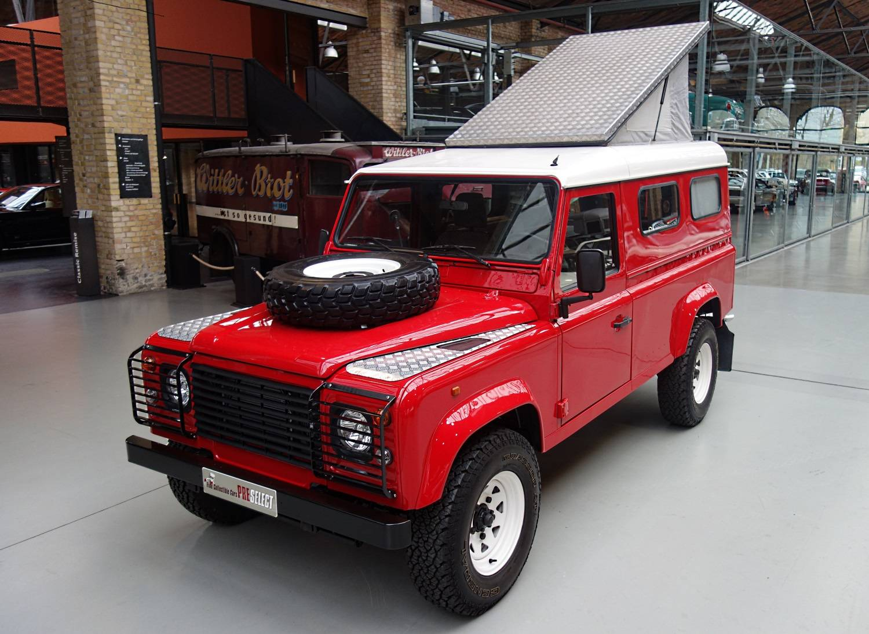 land rover defender 110 1996 f r eur kaufen. Black Bedroom Furniture Sets. Home Design Ideas