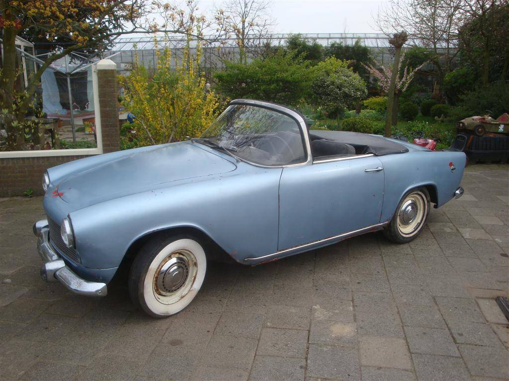 for sale simca aronde p 60 oceane 1960 offered for gbp. Black Bedroom Furniture Sets. Home Design Ideas