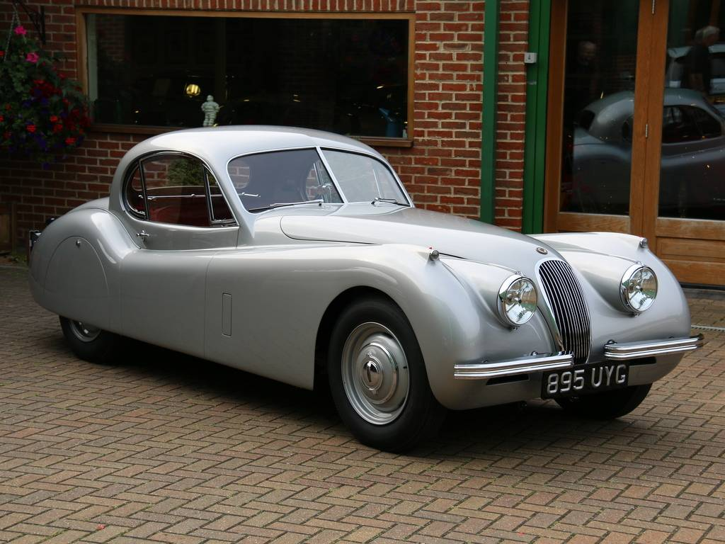 jaguar xk 120 fhc 1951 for sale classic trader. Black Bedroom Furniture Sets. Home Design Ideas