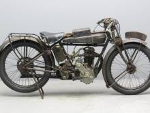 Motosacoche 2 1/2 HP Super Sport Type 207