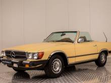 Mercedes-Benz 380 SL
