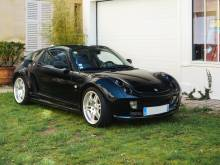 Smart Roadster-Coupé Brabus