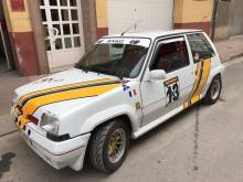 Renault R 5 GT Turbo