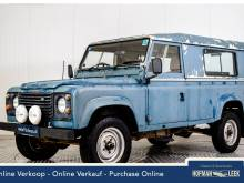 Land Rover Defender 110 Turbo Diesel
