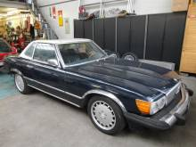 Mercedes-Benz 350 SL