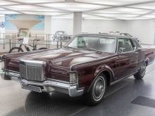 Lincoln Continental Mark III Hardtop Coupé