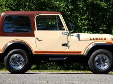 "Jeep CJ-7 ""Laredo"""