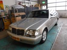 Mercedes-Benz S 300 Turbodiesel