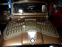 "Jeep CJ-7 ""Golden Eagle"""