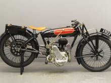"Beardmore Precision Type E 3 1/2 HP ""Sport"""