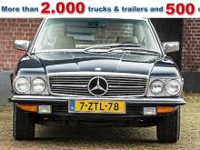 Mercedes-Benz 450 SLC 5,0