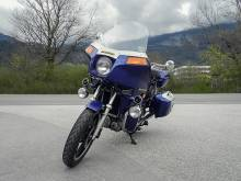 Honda GL 500 Silver Wing Interstate