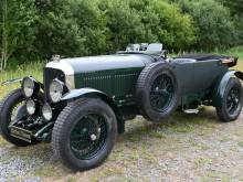 Bentley 6 1/2 Liter Speed Six