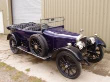 Sunbeam 14hp MK II Cotswold Tourer