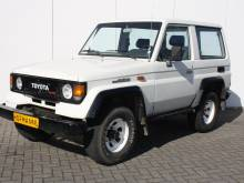 Toyota Landcruiser Turbo LJ 70