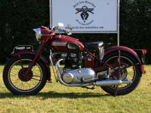 Triumph 5 T Speed Twin