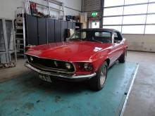 Ford Mustang 5,0