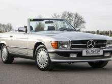 Mercedes-Benz 500 SL