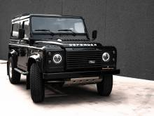 "Land Rover Defender 90 ""Limited"""
