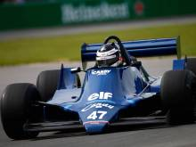 Tyrrell Ford Cosworth DFV