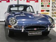 Jaguar Type E 3.8