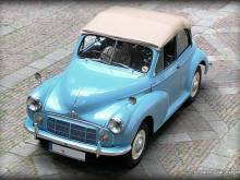 Morris Minor MM Tourer