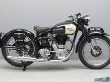Royal Enfield Model G