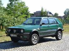 Volkswagen Golf II Country Syncro 1.8