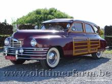 Packard Eight Station Sedan