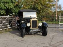 Armstrong-Siddeley 14hp MK II Cotswold Tourer