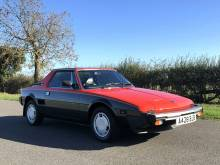 fiat x 1/9 classic cars for sale - classic trader