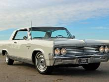 Oldsmobile Ninety-Eight Sports Coupe
