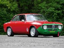 Alfa Romeo Giulia Sprint GTA (Racing)