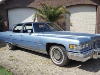 Cadillac Fleetwood 60 Special Brougham