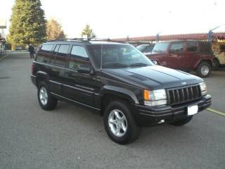 Jeep Grand Cherokee 5.9 Limited
