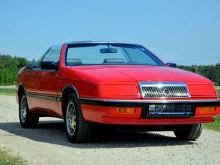 Chrysler Le Baron 2.5 Turbo
