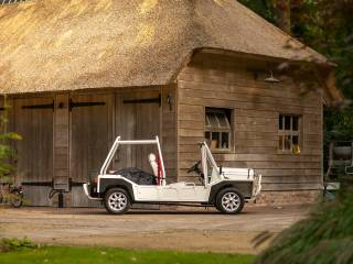 "Austin Mini Moke ""25th Anniversary"""