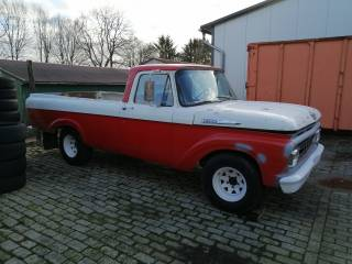 Ford F-100 Unibody Fleetside
