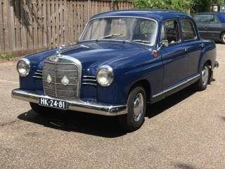 Mercedes-Benz 180 DC