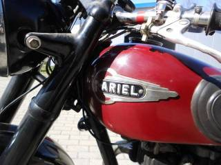 Ariel Red Hunter 250