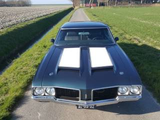 Oldsmobile Cutlass Supreme 455 SX