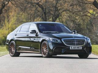 "Mercedes-Benz S 65 AMG L ""Final Edition"""