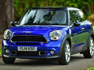 Mini Paceman Cooper SD All4