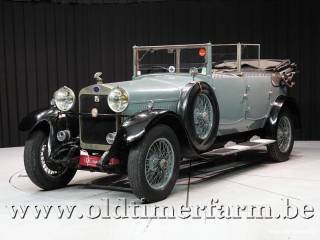 Delage DI open tourer