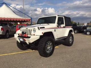 Jeep Wrangler 3.8 Rubicon