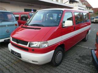 Volkswagen T4 Caravelle 2.5 Syncro