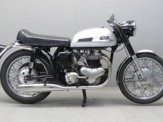 Norton Dominator 88