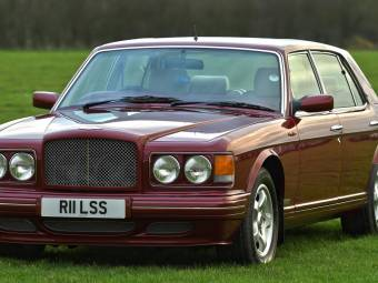 Bentley Turbo RT lang